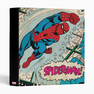 """Spider-Man """"You Know It Mister!"""" 3 Ring Binder"""