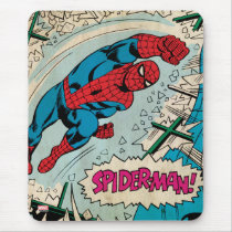 """Spider-Man """"You Know It Mister!"""" Mouse Pad"""