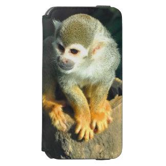 Spider Monkey iPhone 6/6s Wallet Case