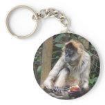 Spider Monkey Keychain