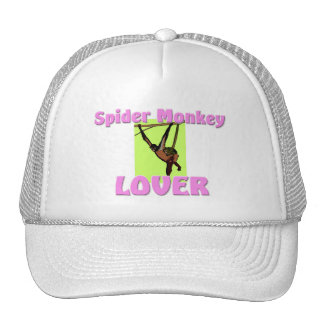 Spider Monkey Lover Hat