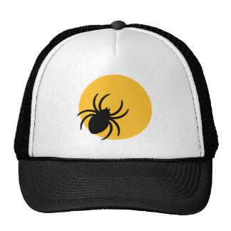 Spider moon trucker hat