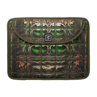 Spider mosaic MacBook pro sleeve