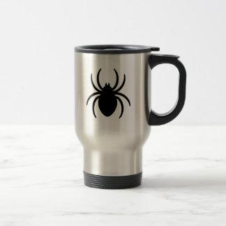 Spider 15 Oz Stainless Steel Travel Mug