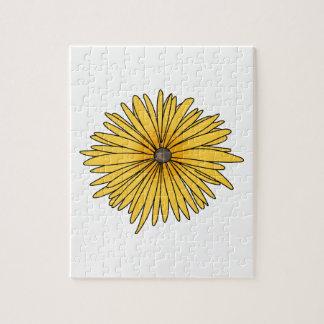 SPIDER MUM FLOWER PUZZLES