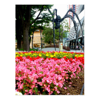 Spider of  Mori Tower in Roppongi Hills Postales
