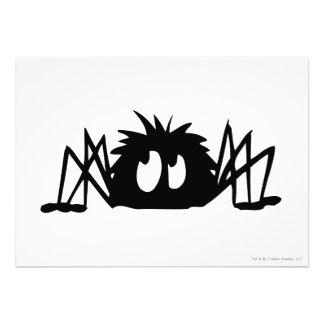 Spider Personalized Invitation