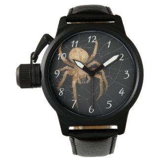 Spider photo wristwatch