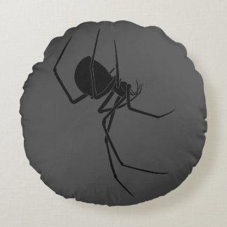 Spider Pillow Round Pillow
