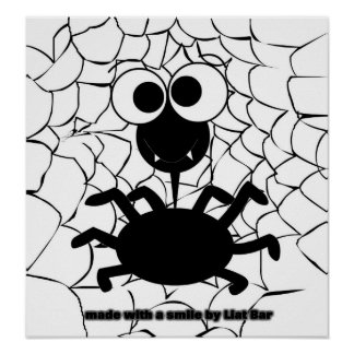 spider posters