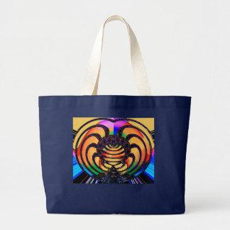 Spider Queen Canvas Tote Bag