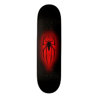 Spider - Red Skateboard