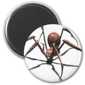 Spider Render 2 Inch Round Magnet