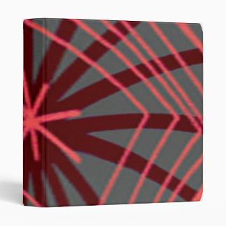 Spider Sense Vinyl Binder