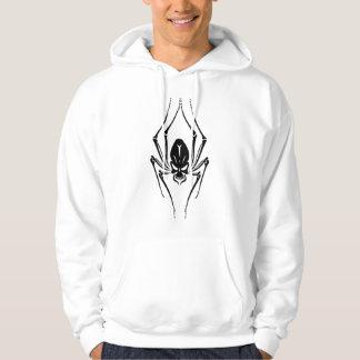 Spider Skull Hoodie
