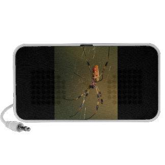 spider notebook speaker
