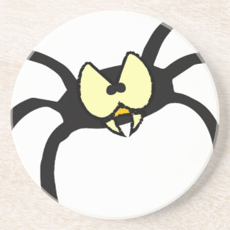 Spider Spooky October Fall Party Destiny Art Drink Coaster