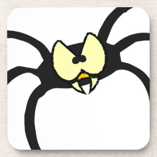Spider Spooky October Fall Party Destiny Art Beverage Coasters