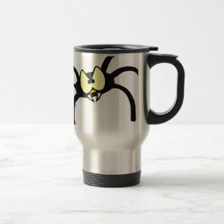 Spider Spooky October Fall Party Destiny Art Coffee Mug