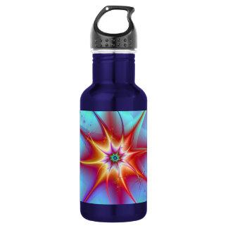 Spider Star 18oz Water Bottle