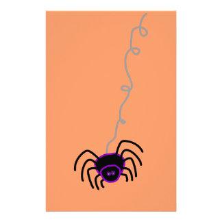 Spider Stationery