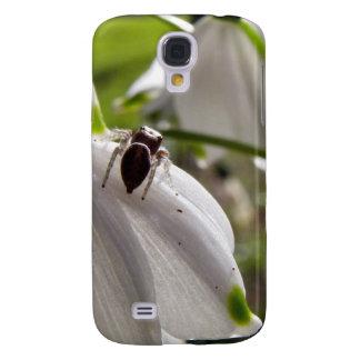 Spider Surveys From A Snowdrop Samsung Galaxy S4 Case