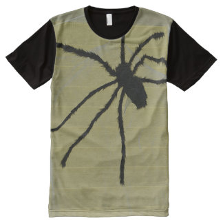 Spider T-Shirt All-Over Print T-shirt