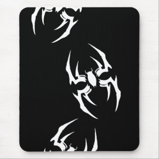 spider template 1 mouse pad