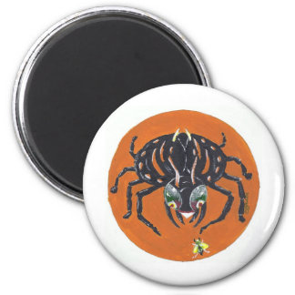 Spider to the Fly Magnet