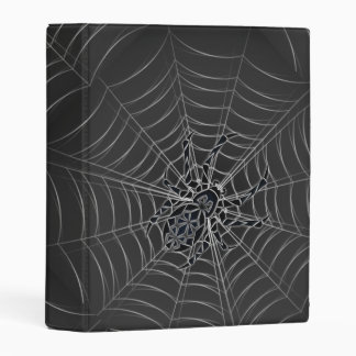Spider Tribal Mini Binder