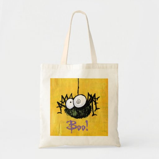 Spider Trick or Treat Bag