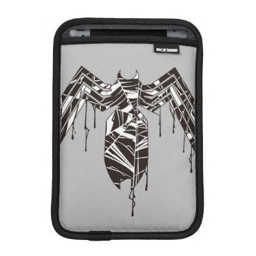 Spider-Verse | Symbiote Webbed Emblem iPad Mini Sleeve