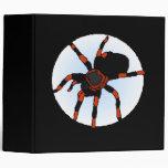 Spider Vinyl Binder