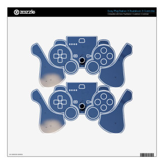 Spider Waiting on a Meal Decal For PS3 Controller