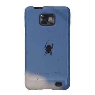 Spider Waiting on a Meal Galaxy S2 Cases