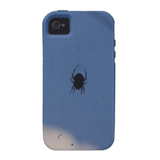Spider Waiting on a Meal iPhone 4/4S Covers