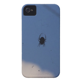 Spider Waiting on a Meal iPhone 4 Cover