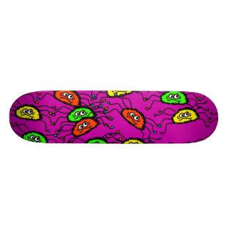 Spider Wallpaper Skateboard Deck