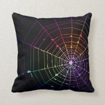 Spider Web 1 Pillow Option