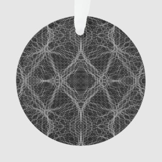 Spider Web Abstract Ornament