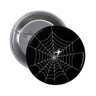 Spider Web Pins