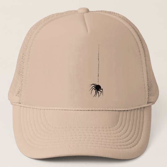 SPIDER & WEB by SHARON SHARPE Trucker Hat