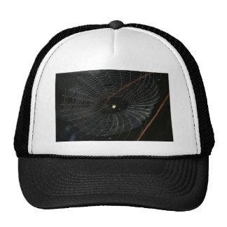 Spider Web Cap Trucker Hat