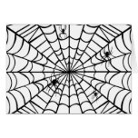 Spider Web Card at Zazzle