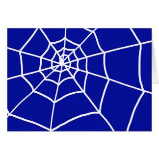 Spider Web Card