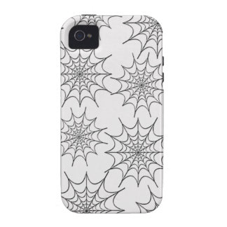 Spider Web Case For The iPhone 4
