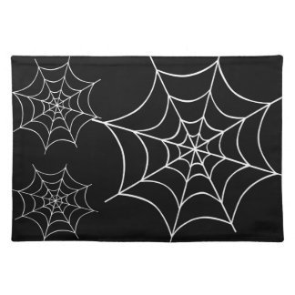 Spider Web Cloth Placemat