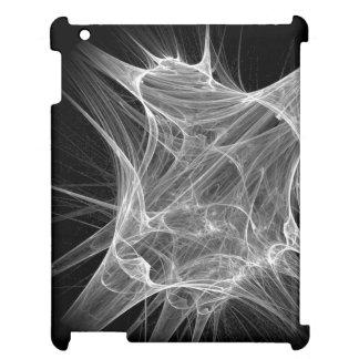Spider Web Fractal Design iPad Cover