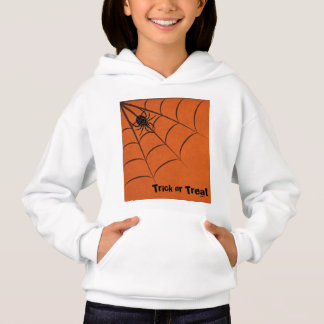 Spider & Web Hoodie