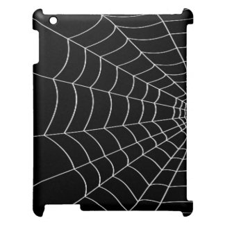 Spider Web iPad Case